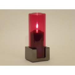Schuko 6243A 065 Red Zwart
