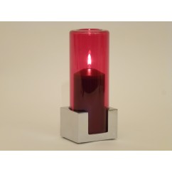 Schuko 6247A 065 Red Zwart